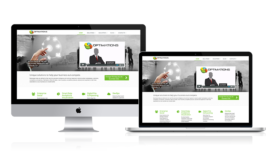 Optimations Website