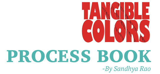 Tangible Colors Process Book